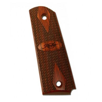 Kimber Rosewood Double Diamond Full-Size Grips 1100475A