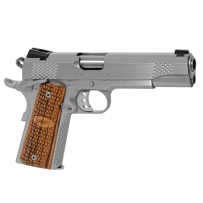 Kimber 1911 Stainless Raptor II 9mm 3200366|3200366