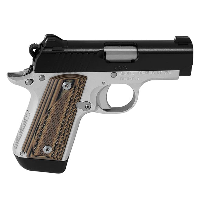 Kimber Micro Carry Advocate .380 ACP 3300085