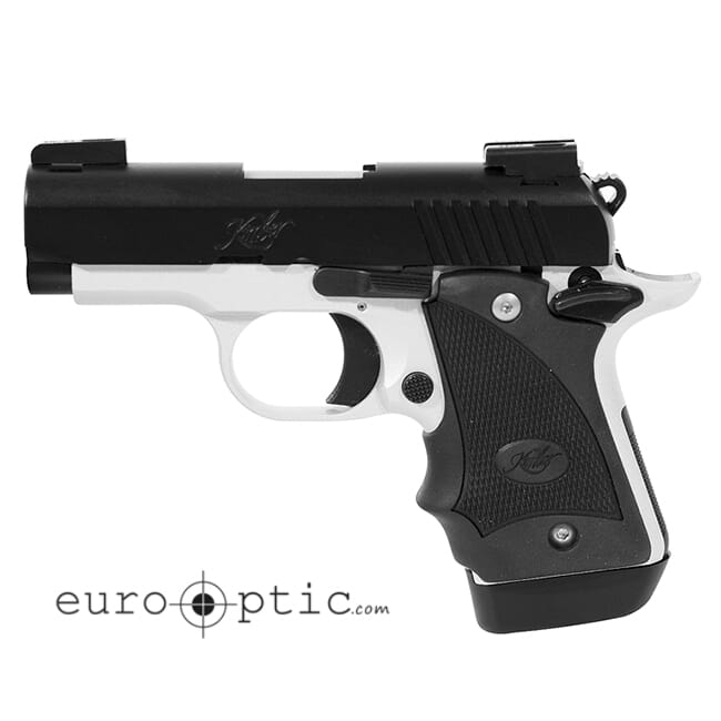 Kimber Micro 9 Stainless Dn 9mm: Kimber 9mm Micro 9 Two-Tone (DN) 3300195 For Sale
