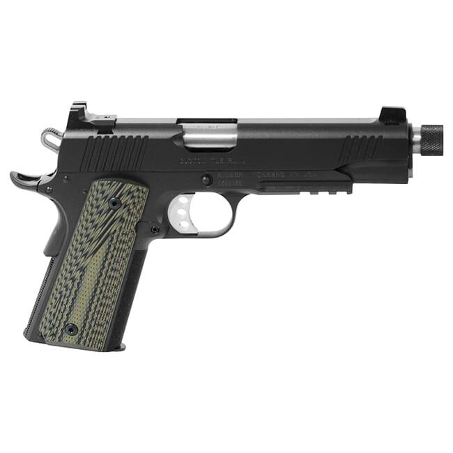 Kimber 1911 Custom TLE II TFS (Threaded For Suppression) .45ACP (2016) 3200337