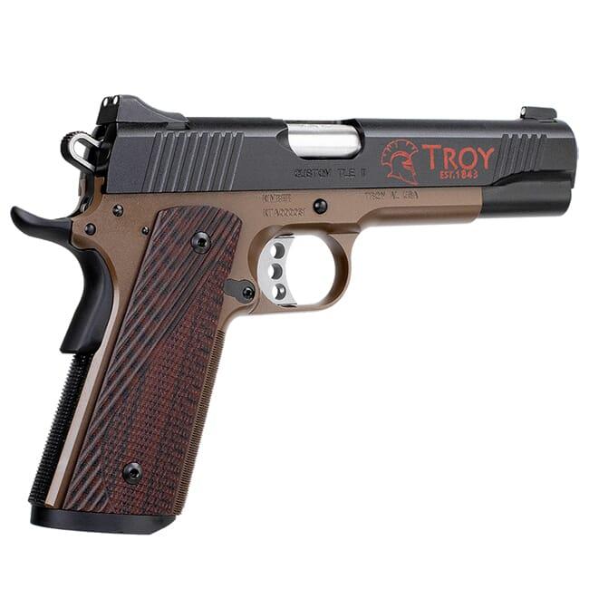 Kimber 1911 Custom TLE II (Troy, AL Edition) .45 ACP Pistol 3700534