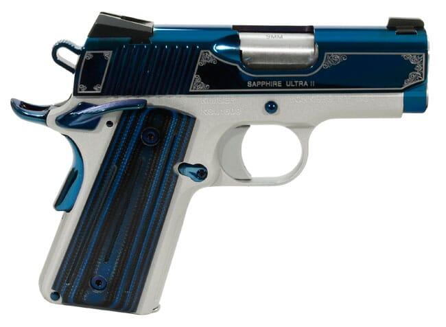 Kimber 1911 Sapphire Ultra II 9mm Pistol 3200273