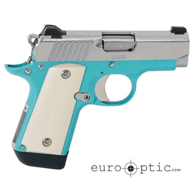 Kimber Micro Bel Air (NS) .380 ACP Pistol 3300210