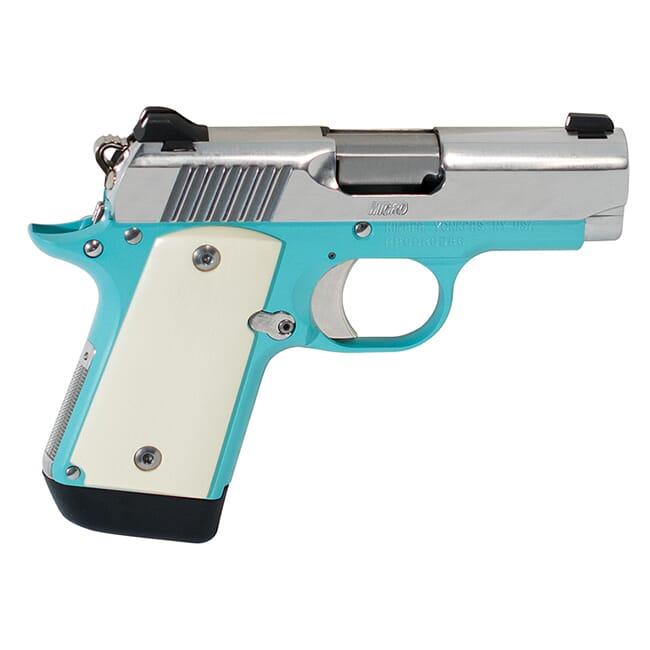 Kimber 1911 Micro Pistols: Kimber 1911 Micro 9 Bel Air 9mm Pistol 3300110