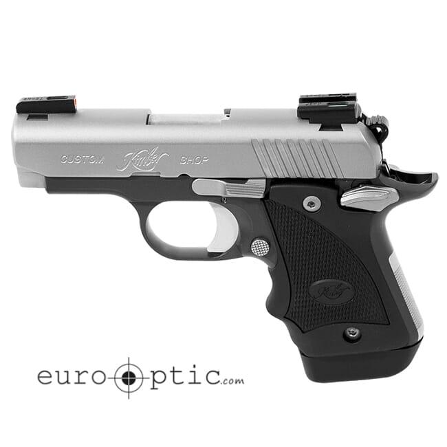 Kimber 3300193 Micro 9 Stainless Dn Pistol: Kimber 9mm Micro 9 CDP (DN) Pistol 3300196 For Sale