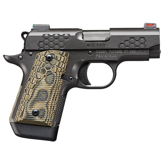 Kimber Micro 9 KHX 9mm Pistol 3300198