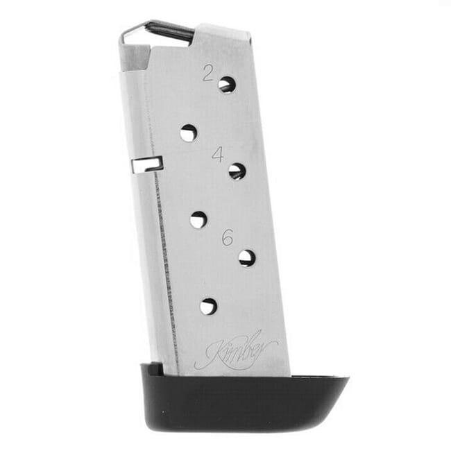 Kimber Micro 9 9mm 7-round Capacity 1200845A
