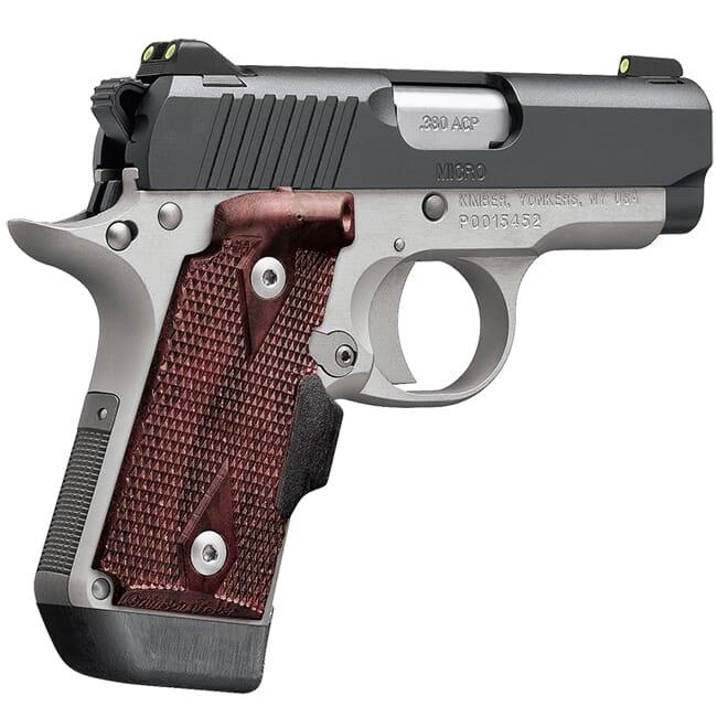 Kimber Micro Two-Tone (LG)(NS) .380 ACP Pistol 3300215