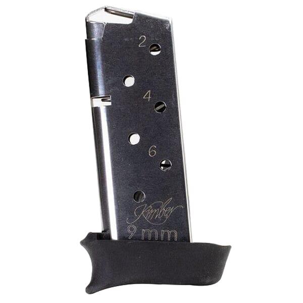 Kimber Micro 9 9mm 7 Round Magazine w/ Hogue Grip Extender 4000905