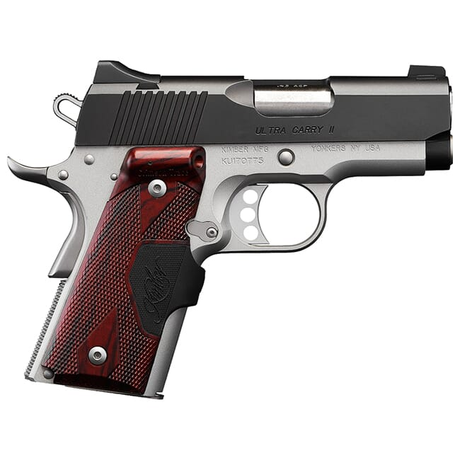 Kimber Ultra Carry II (Two-Tone) (LG) .45 ACP Pistol 3200391