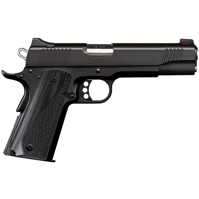 Kimber Custom LW 9mm 9rd Black Pistol 3700598