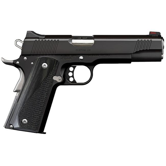 Kimber Custom LW (Nightstar) 9mm 9rd Black Pistol 3700596