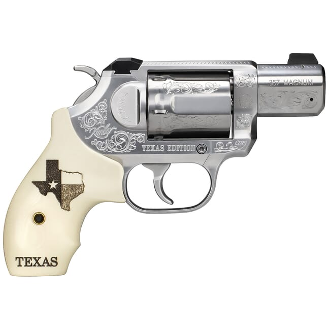 Kimber K6s DASA 2in Texas Edition .357 Mag. Revolver 3400028