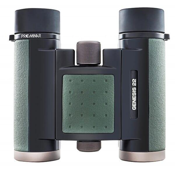 Kowa Genesis 10x22mm Prominars XD Binoculars.  MPN GN22-10