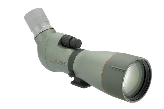 88 mm Angled body with Prominar Pure Fluorite Lens TSN-883