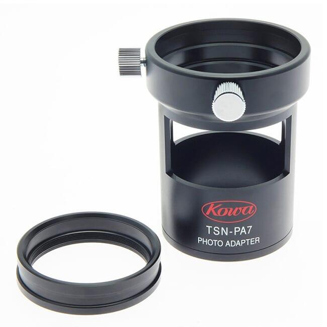 Kowa Photo Adapter for TSN-880/770 Series and TE-10Z & TE-11WZ - TSN-PA7