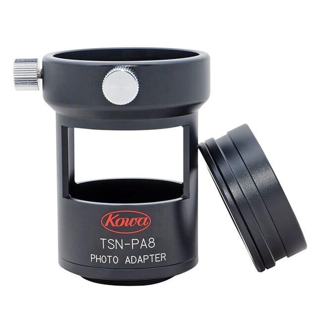 Kowa Photo Adapter for TSN-82SV/820/820M Series and TE-9Z - TSN-PA8