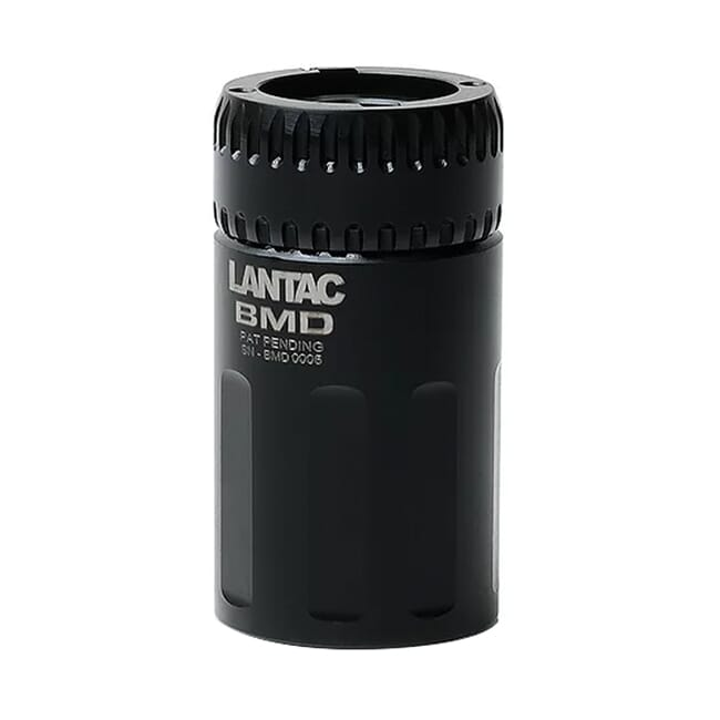 Lantac Complete Gen2 Blast Mitigation Device with A3 Adapter Collar for Dragon Muzzle Brake 01-MD-A3-BMD-COMP