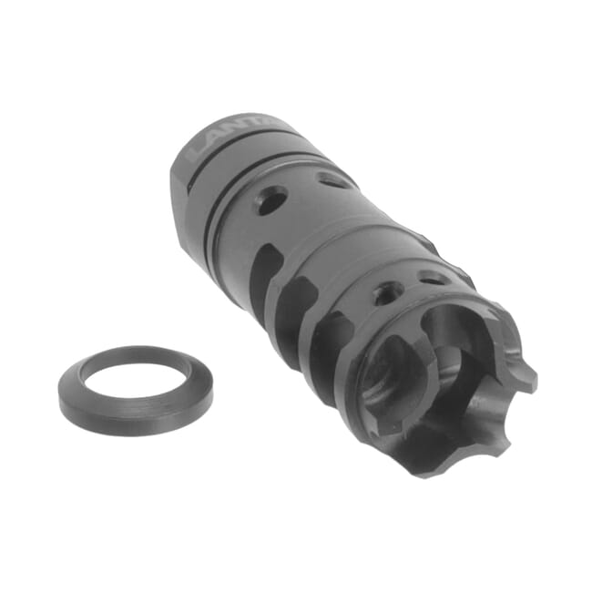 Lantac Dragon Muzzle Brake 9mm 1/2x36 DGN9MMB