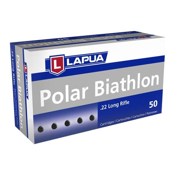 Lapua .22 LR Polar Biathlon - Case 5,000 Rds 420166