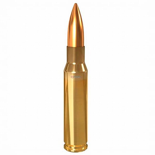Lapua 308 Winchester 167gr HPBT Scenar Rifle Ammunition -50 per box LU4317515