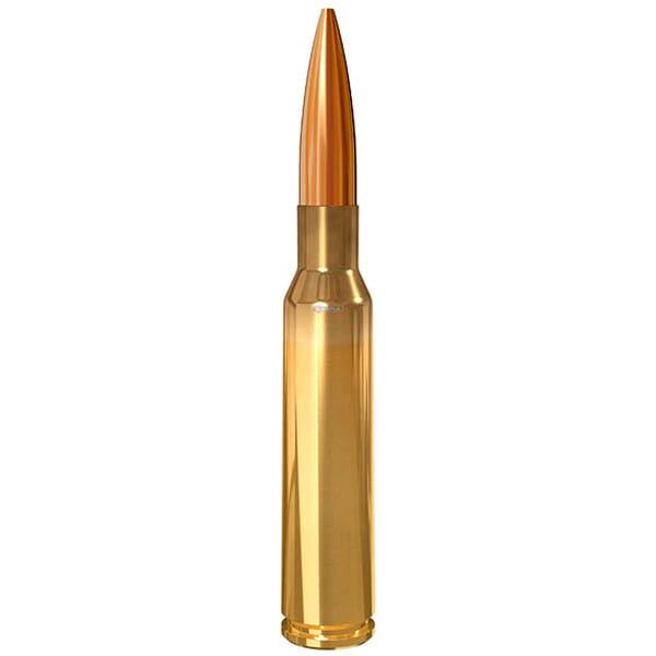 Lapua 123gr HPBT Scenar Rifle Ammunition LU4316032