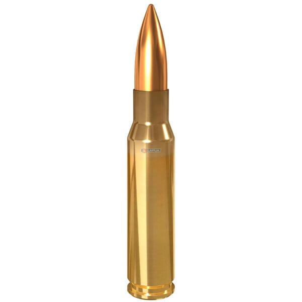 Lapua 185gr FMJ-BT D-46 Rifle Ammunition LU4317590