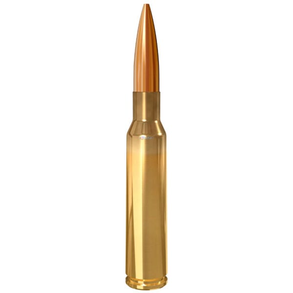 Lapua 100gr FMJ Rifle Ammunition LU4316033