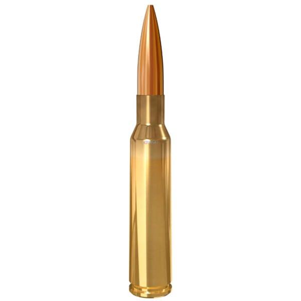 Lapua 100gr HPBT Scenar Rifle Ammunition LU4316035