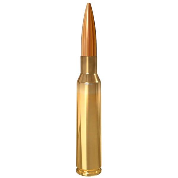Lapua 125gr HPBT Scenar Rifle Ammunition LU4316036