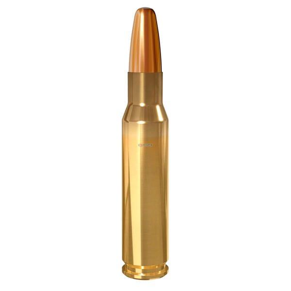 Lapua 185gr SP Mega Rifle Ammunition LU4317189