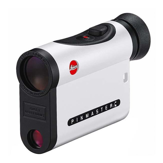 Leica PinMaster II Pro Golf Rangefinder w/ Slope MPN 40539