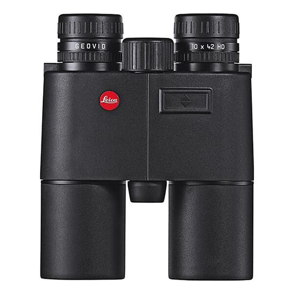 Leica Geovid-R Yards w/EHR 10x42  Binocular 40428 Showroom Demo