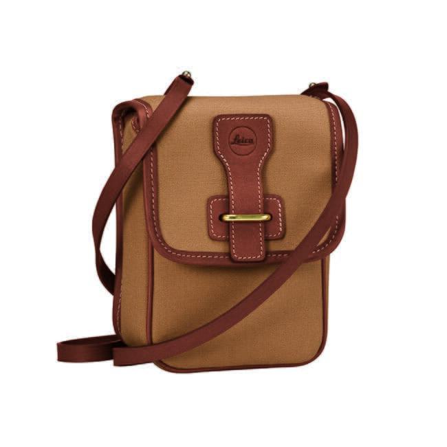 Leica ANEAS/Binocular Bag - 42mm - Light Brown 42060 42060