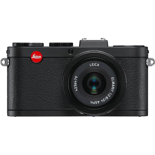 Leica X2 - Black Camera 18450 18450