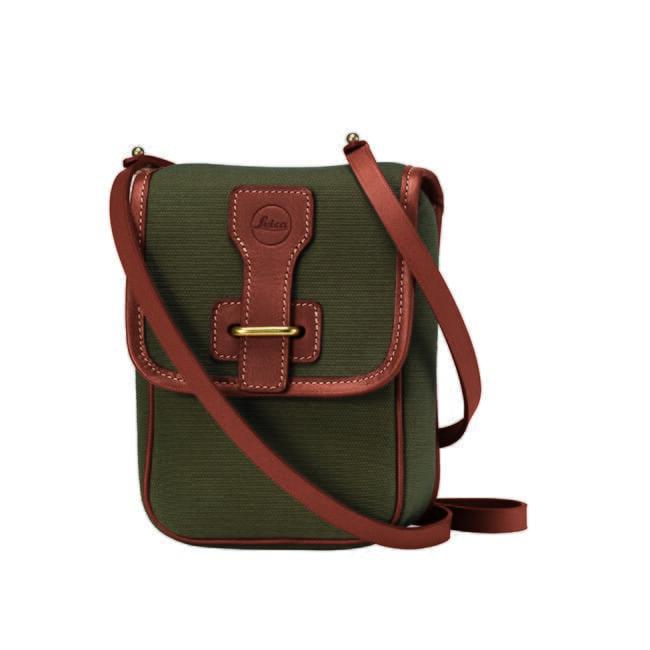 Leica ANEAS/Binocular Bag - 42mm - Green 42061 42061