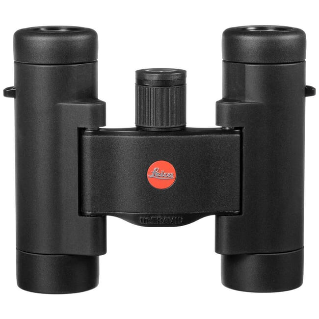 Leica Ultravid Compact 8x20 BCR Black Armor Binocular 40252 40252