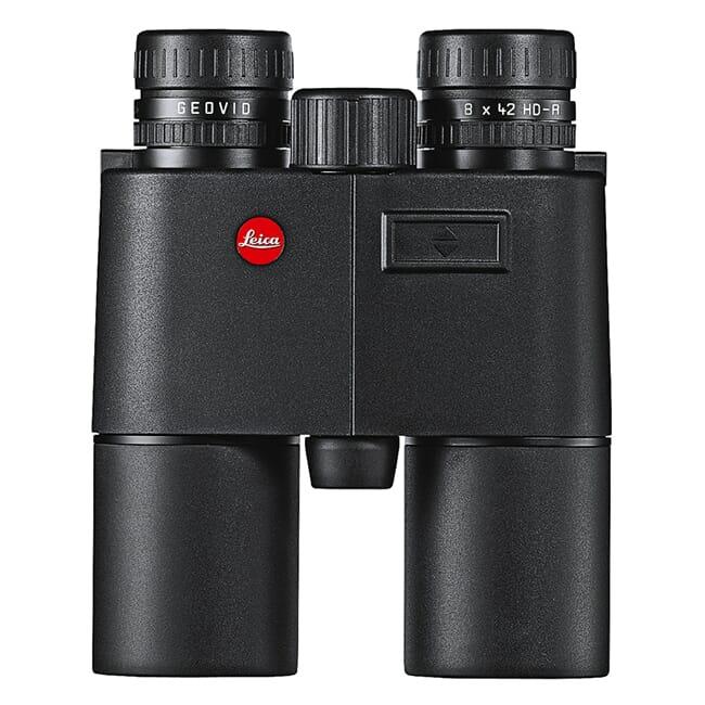 Leica Geovid-R Meters w/EHR 8x42  Binocular 40425 40425