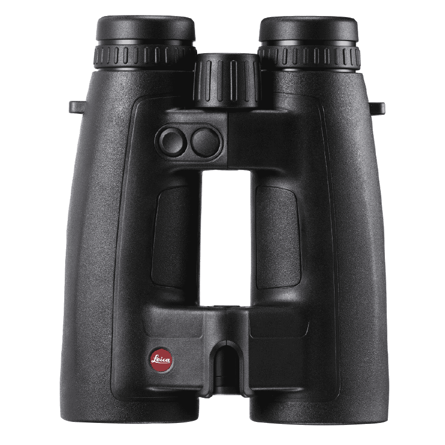 Navitech Black Protective Portable Handheld Binocular Case and Travel Bag Compatible with The Leica Geovid 8 x 42 R