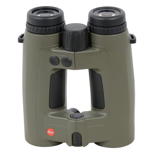 """Leica 10x42 Geovid HD-B 3000 """"Edition 2019"""" Olive Green Rangefinding Binocular 40444"""
