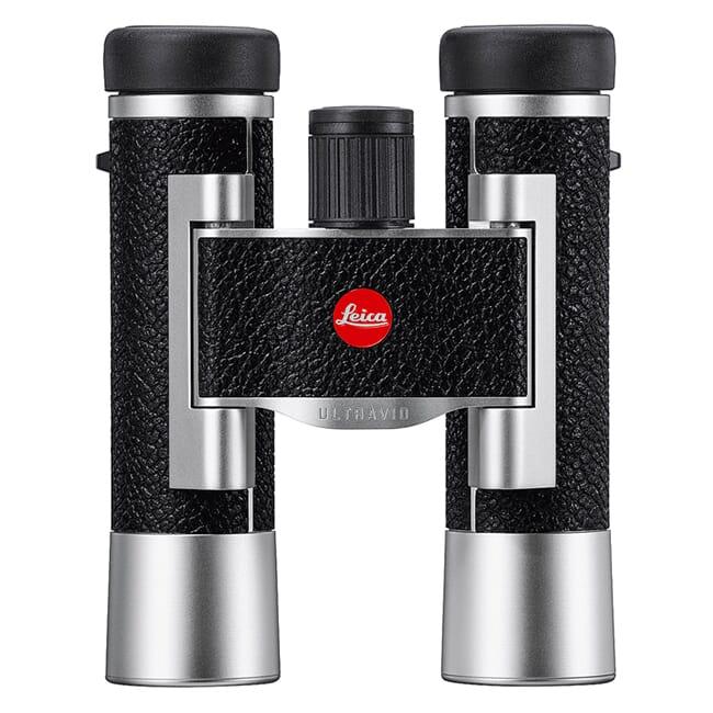 Leica Ultravid Compact 10x25 BCL Silver Binocular 40608