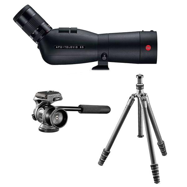 """Leica APO-Televid 65 W """"Travel"""" Package 40138"""