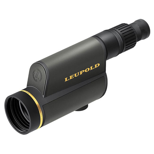 Leupold GR 12-40x60mm HD Shadow Gray Like New Demo Spotting Scope 120372
