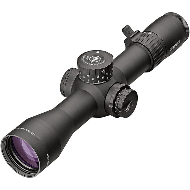 Leupold Mark 5HD 3.6-18x44mm M5C3 Matte FFP Illuminated TMR 173301