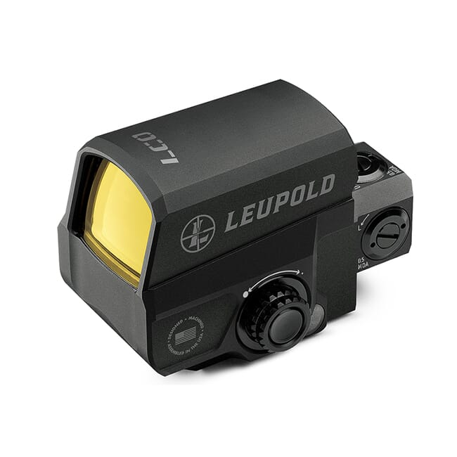 Leupold Carbine Optic Red Dot 1 MOA Dot 119691