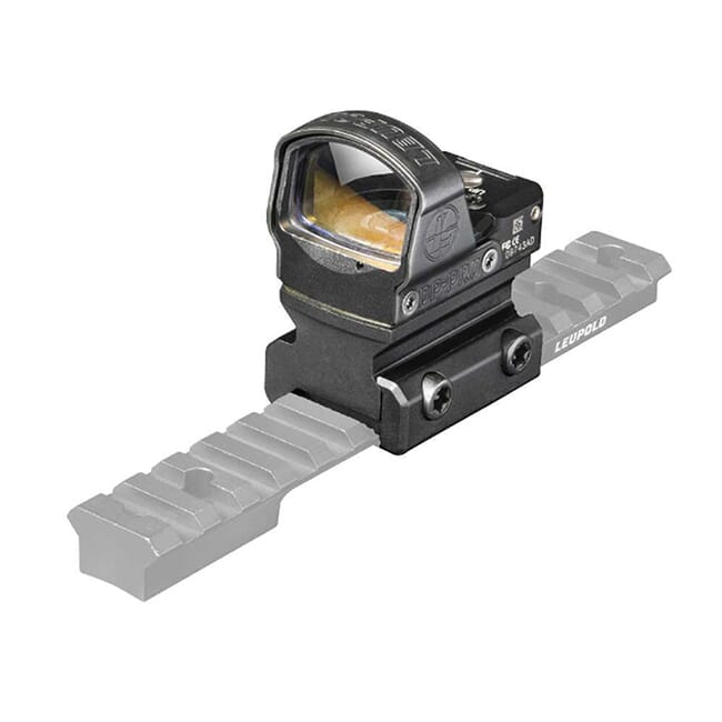 Leupold DeltaPoint Pro Reflex Sight 2.5 MOA Dot with AR Mount 177156