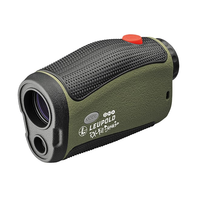 Leupold RX-Fulldraw 3 with DNA Laser Rangefinder Green 3 Selectable Reticles 174557