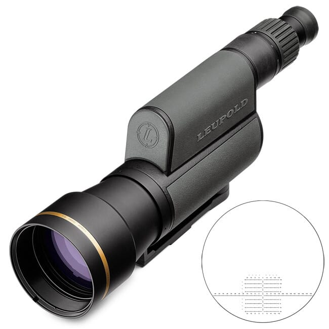 Leupold GR 20-60x80mm Shadow Gray Impact 120377