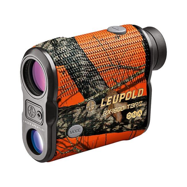 Leupold RX-1600i TBR/W with DNA Laser Rangefinder Mossy Oak Blaze Orange OLED Selectable 173806
